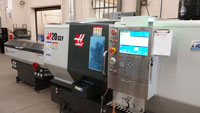 Haas Axial & Radial Live Tooling Y Axis Capable