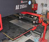 Amada AE 255 NT CNC Turret Punch Press